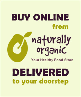 Buy online from Naturally Organic, Delivered to your doorstep